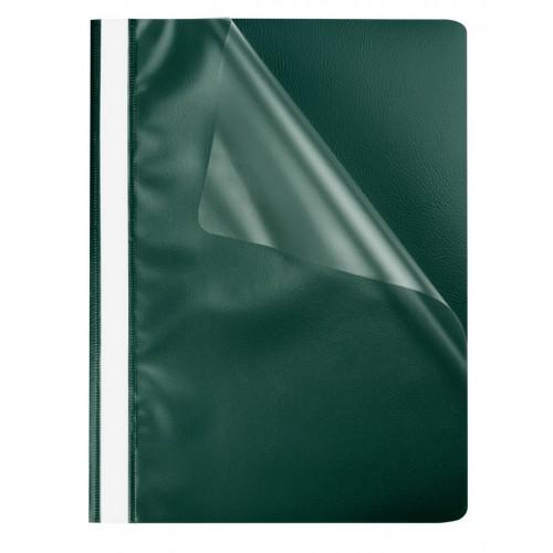 Rýchloviazač PP A4 , zelený