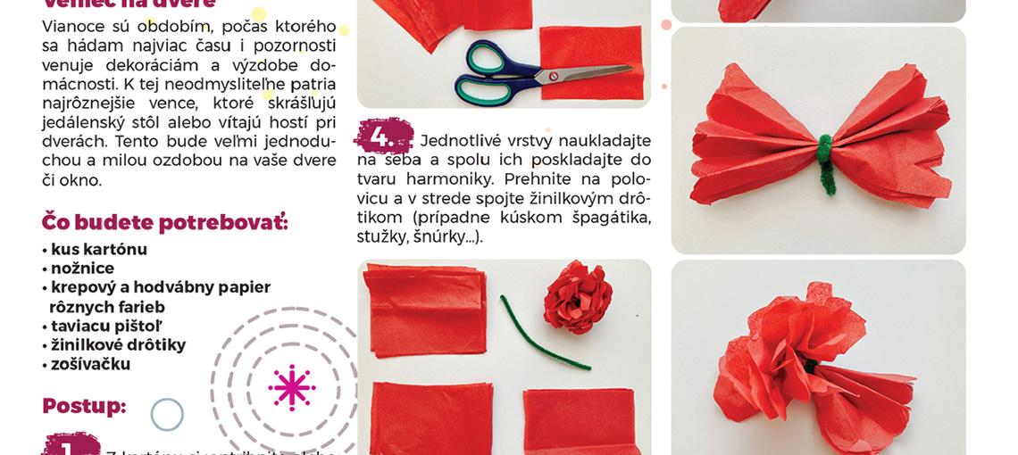 Papierové kvety